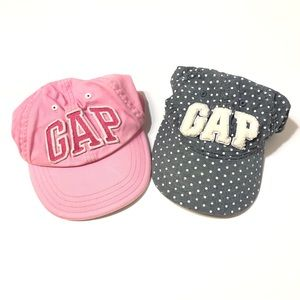 L Pink M GAP Baby Toddler Girls Size XS Gray Sun Beach Baseball Hat S